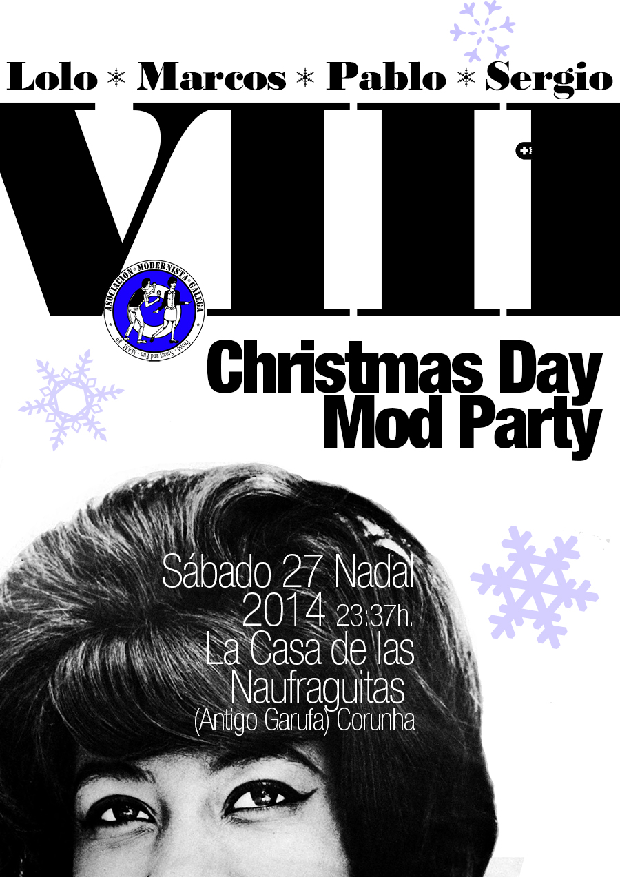 Xmas Day Mod Party